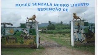 REDENÇÃO/CE- MUSEU SENZALA NEGRO LIBERTO