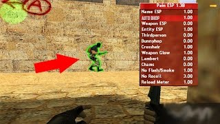 Counter strike 1. 6 bhop script | slow but effective | non steam.