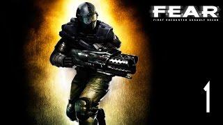 F.E.A.R. Perseus Mandate - Walkthrough Part 1 Gameplay 1080p HD 60FPS PC