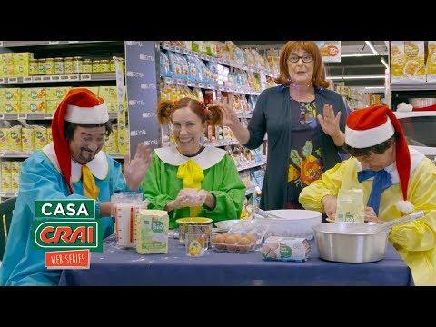 Premiata Ditta fa i biscotti di Natale  CASA CRAI Puntata 09