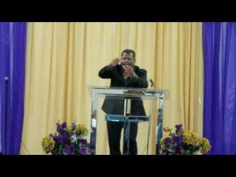Bishop Thomas Porter Ministering At Kingdom Covenant