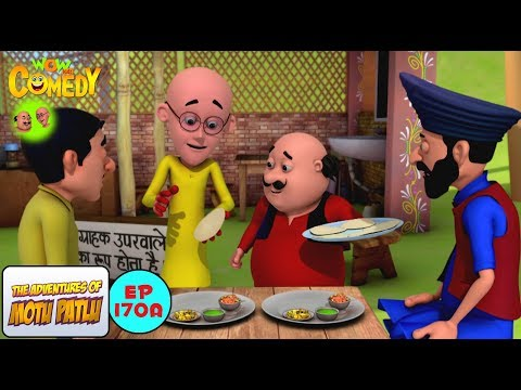 Patlu Ke Haath - Motu Patlu in Hindi - 3D Animated cartoon series for kids - As on Nick thumbnail
