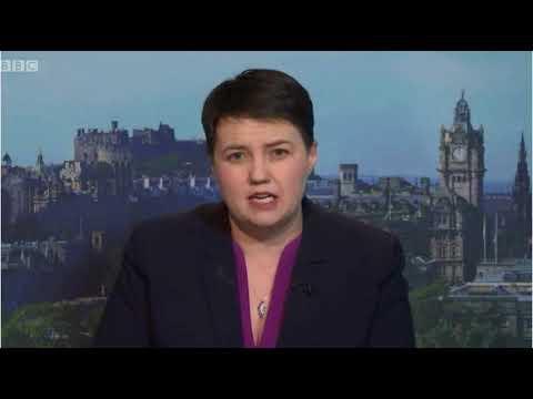 Ruth Davidson on Sunday Politics Scotland  4/3/18