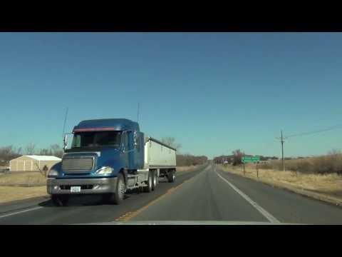 Car Camera - U.S. 77 - Wahoo to Fremont, NE . 2014 ( アメリカ国道77号線 )