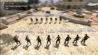 Red Dead Redemption: Hold Your Own - Multiplayer