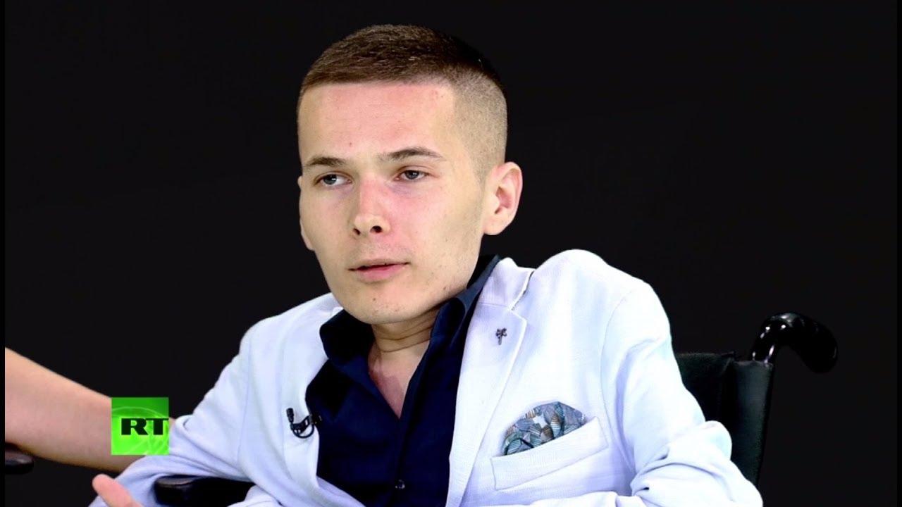 Антон Мамаев: первое интервью после освобождения