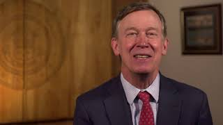 2018 High-Impact Awards welcome by Governor John Hickenlooper