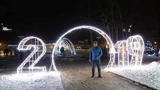 Неформат: С Наступающим 2019м Из Снежной Литвы!