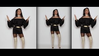 Narcisa si Eduard de la Roma - Miss Univers ( Official Video ) 2017
