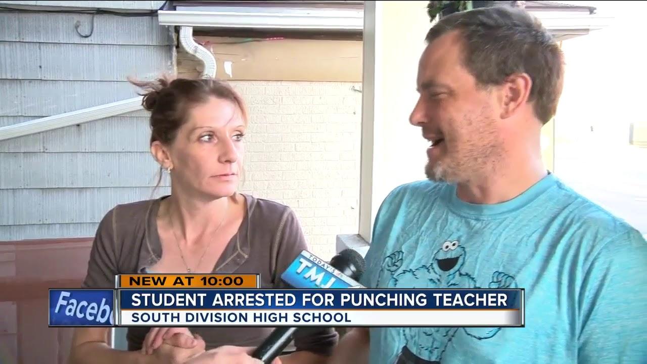 Milwaukee Teen Arrested For Punching Teacher