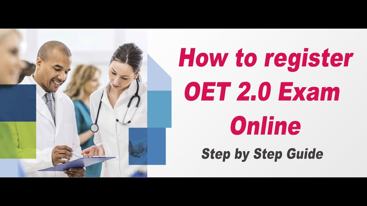 How to register OET 2 Exam online