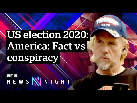 US Election 2020|America: Fact vs Conspiracy- BBC News thumbnail