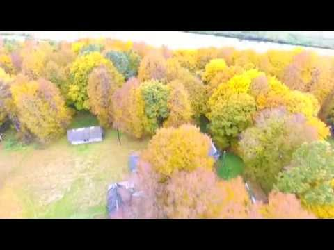 Угра осенью