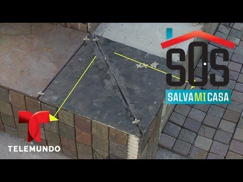 SOS Salva Mi Casa | Los proyectos de SOS Salva Mi Casa avanzan en casa de Ramona | Telemundo