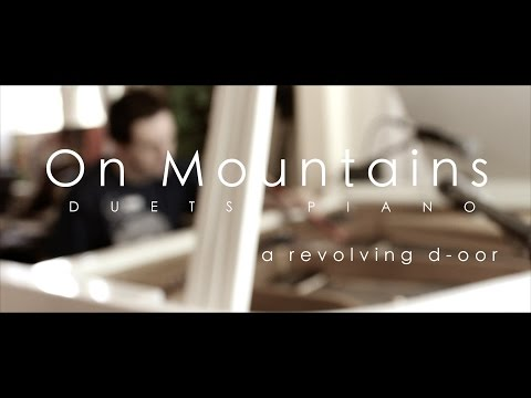 Ambient live looping guitar and piano 1 of 4 - On Mountains