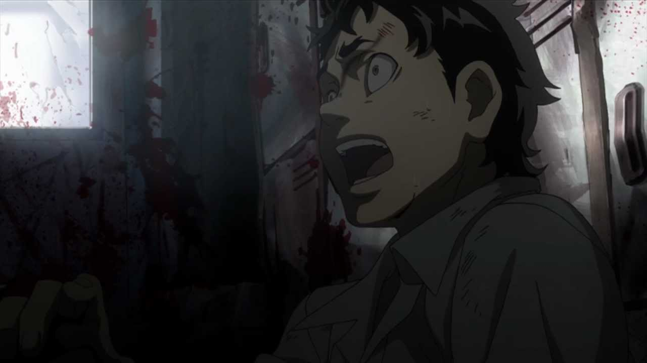Official Deadman Wonderland Clip -- A Brutal Day at School - YouTube