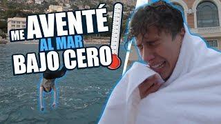 ¿Qué se siente nadar en aguas bajo cero? / Juanpa Zurita thumbnail