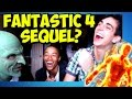 WILL FANTASTIC FOUR GET A SEQUEL? (Action Inc Talks)