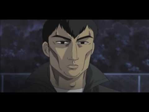Initial D Fourth Stage Episode 4 English Dubbed