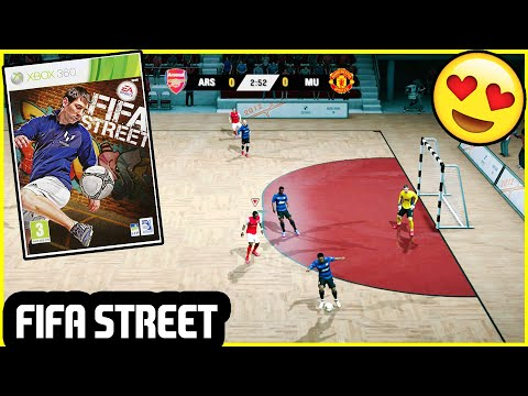 PLAYING FIFA STREET 4 In 2019 - A Very Fun FIFA Game!