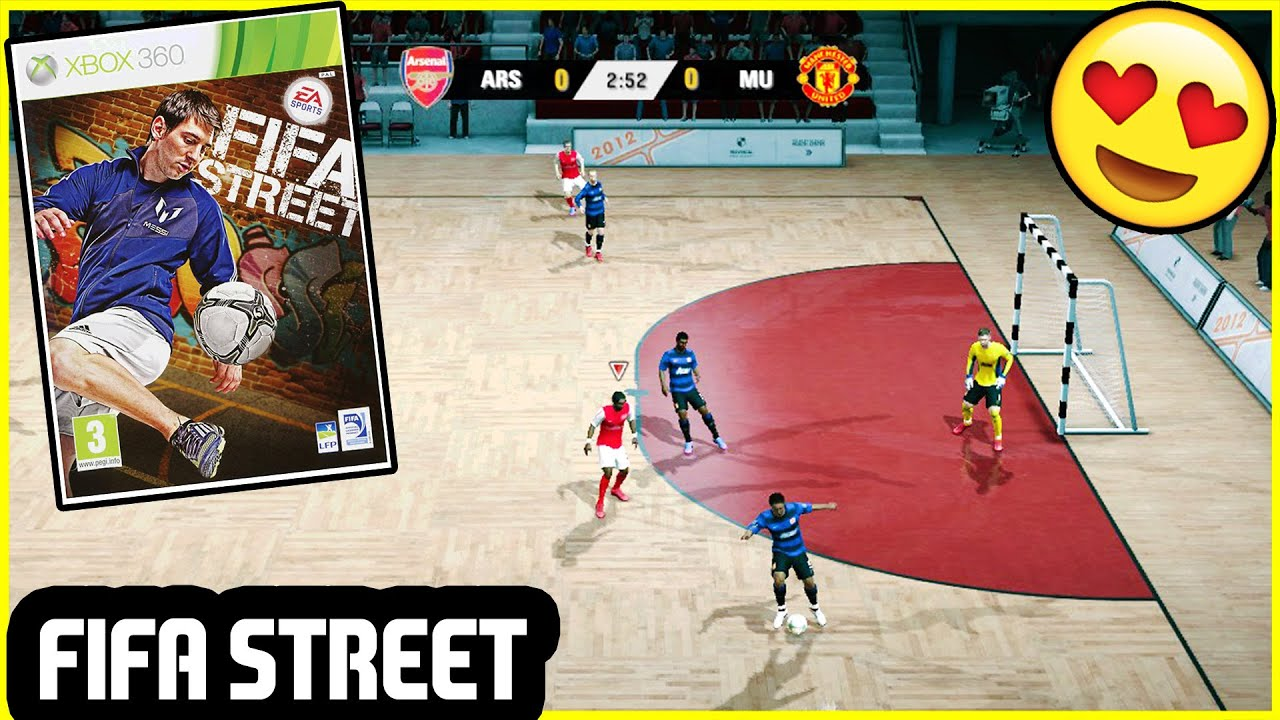 Playing Fifa Street 4 In 2019 A Very Fun Fifa Game Youtube