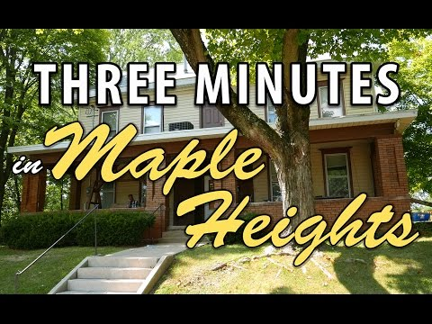 Three Minutes in Maple Heights