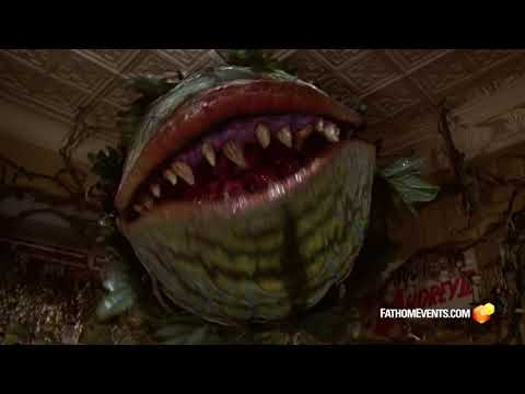 "Little Shop of Horrors: The Director's Cut - ""Mean Green Mother From Outer Space"" Clip"