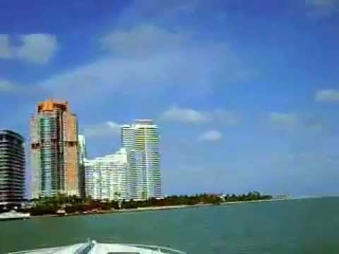 Miami to Haulover in a Formula 357