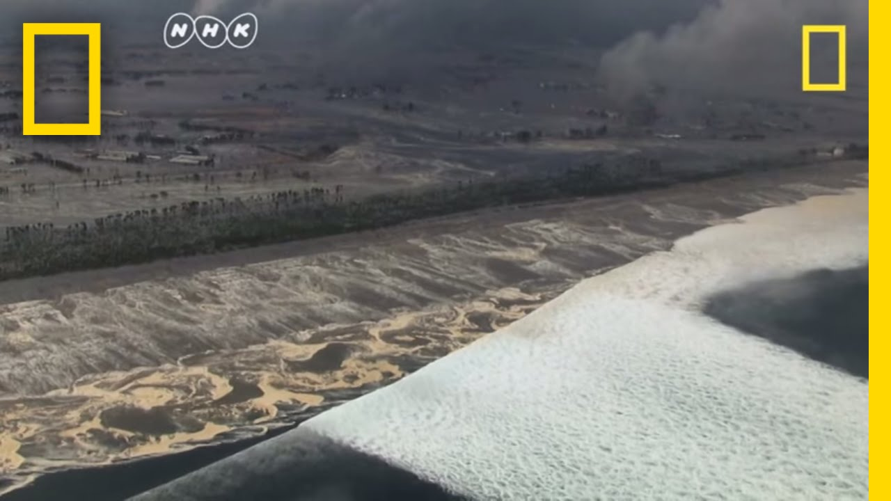 Download Rare Video: Japan Tsunami | National Geographic