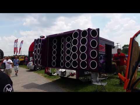 Beyma Car Loudspeakers  Slamology 2016