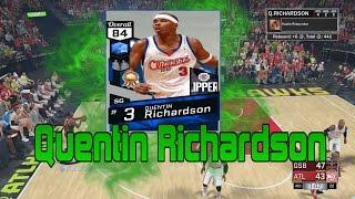 Quentin Richardson Sapphire Reward! Nba 2k17 Lineup Update! 3 Sapphires so FAR