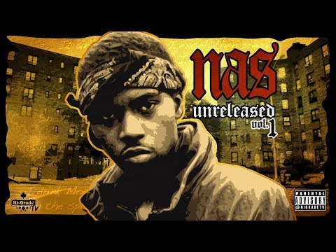 Nas - Unreleased Vol.1 (Full Mixtape)