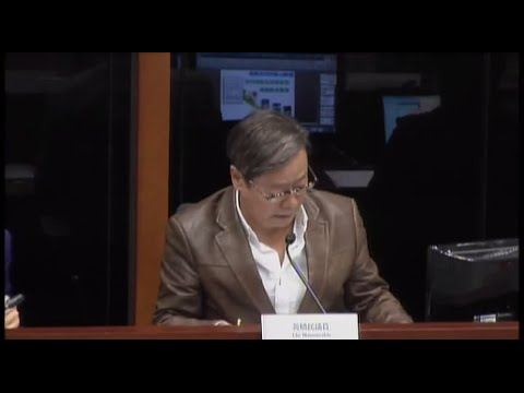 Panel on Information Technology and Broadcasting (2013/12/09)