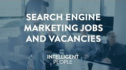 Search Engine Marketing Jobs and Vacancies