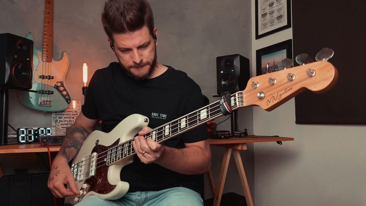 Rumors - Jake Miller (Bass Version by Moisés Henrique)