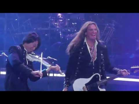 Trans-Siberian Orchestra 12/27/17: 4 - O Come All Ye Faithful/O Holy Night - Albany,NY 3pm TSO