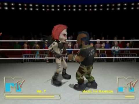 MTV's Celebrity Deathmatch - PlayStation 2 - GameSpy