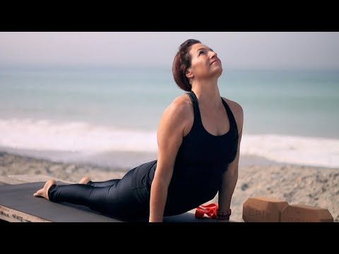 30 Minute Ashtanga Yoga (Inspired) | Fightmaster Yoga Videos