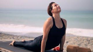 30 Minute Ashtanga Inspired Yoga With Fightmaster Yoga
