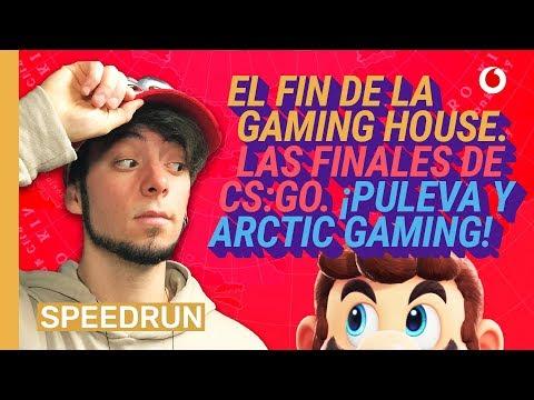 Speedrun 07/03: Polémica con las Gaming Houses, finales de CS:GO y Puleva