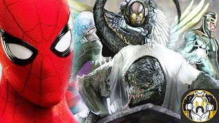 How Should the MCU Handle the Sinister Six?