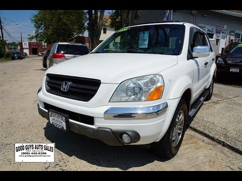 High Quality 2005 Honda Pilot EX L Review
