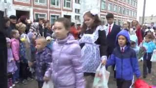 День знаний в школе имени Н.А.Заболоцкого