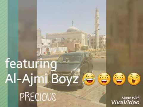 Al-Ajmi Boyz in Saudi Arabia music cover 80`s remix