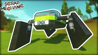 Back again in Scrap Mechanic with more Multiplayer Monday! Today we...