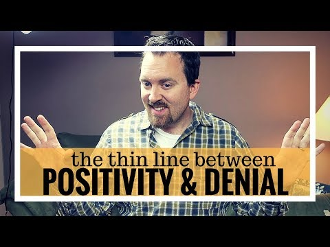 The Thin Line Between Staying Positive & Denying Your Feelings | Life After Sight Loss
