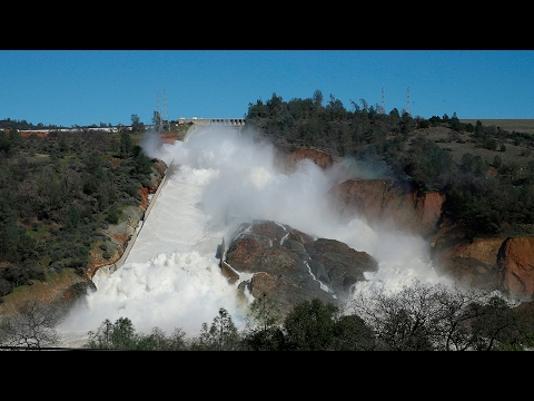 ALERT: Ongoing Oroville Dam Emergency: Planned & Forewarned Of - FEMA Involvement!