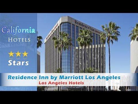 Residence Inn by Marriott Los Angeles LAX/Century Boulevard, Los Angeles Hotels - California