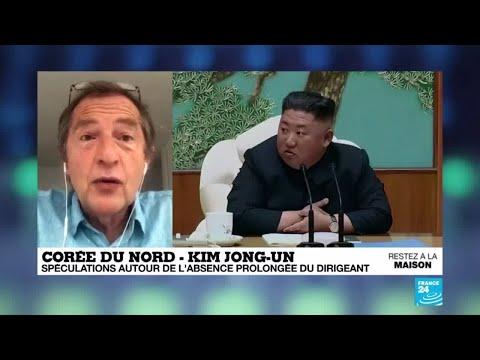 Corée du Nord: Incertitude sur l'état de santé de Kim Jong-un