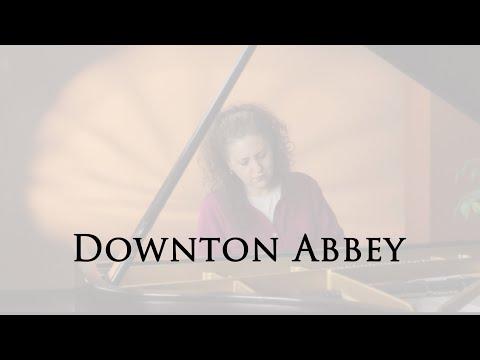 Downton Abbey Theme - John Lunn -  (Piano Cover) Kristi Kruse